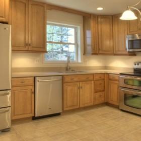 Same Kitchen Fully Restored